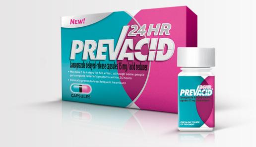 Z Antidepressant Prevacid Updated Label