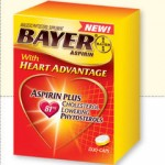 Bayer Aspirin Heart Advantage